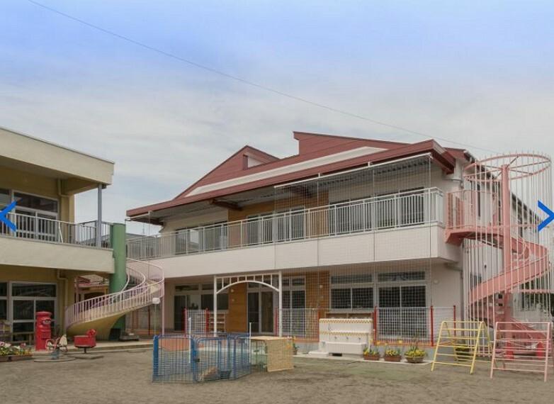 幼稚園・保育園 【幼稚園】みなみ第二幼稚園まで902m