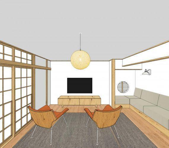 いかがでしょうか。こんなに素敵な和モダンの仕様の物件がまさにこれからの日本住宅市場で求められる印象と感じるのは私だけでしょうか。