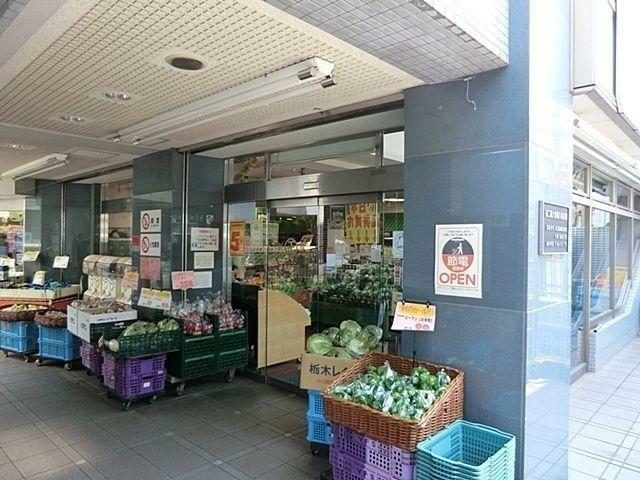 スーパー 丸正食品東新宿店 徒歩10分。