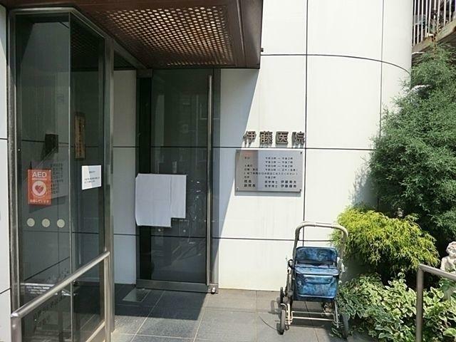 病院 伊藤医院 徒歩5分。