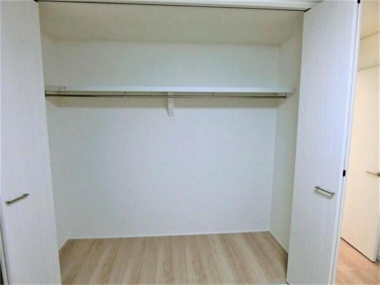 収納 3階洋室クローゼット