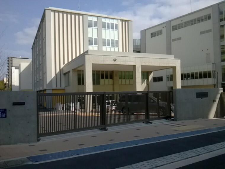 中学校 神戸市立 湊翔楠中学校