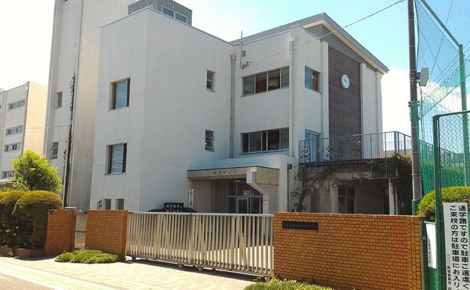 中学校 西春中学校