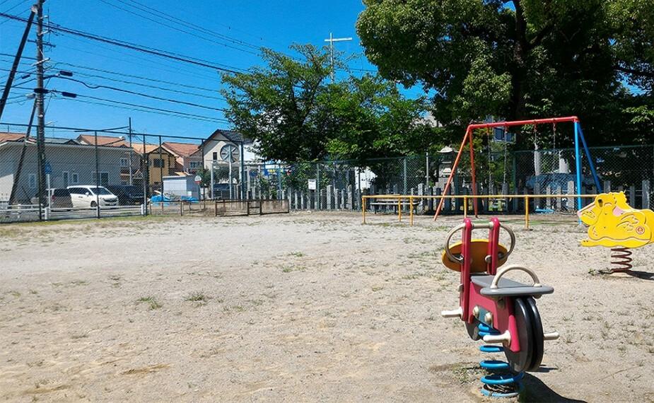 公園 米野児童遊園