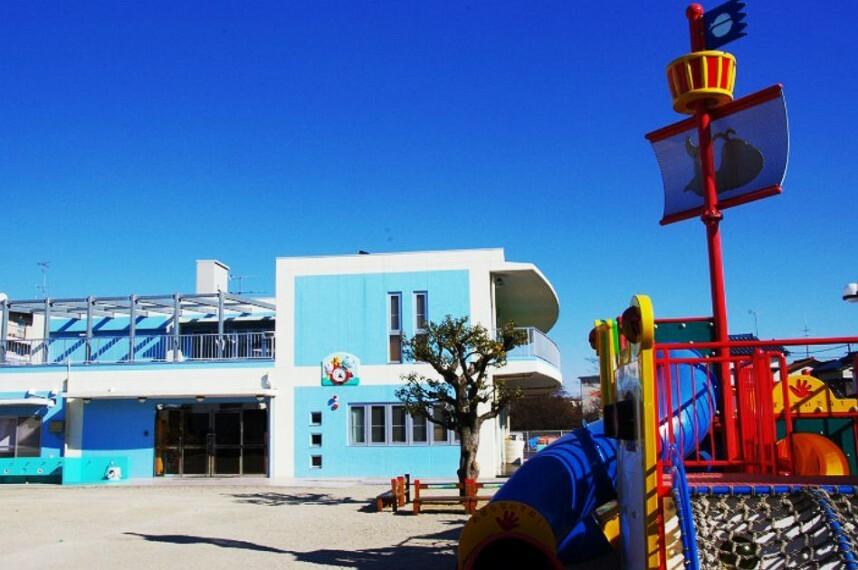幼稚園・保育園 【保育園】ゆうゆうくじら保育園まで1393m