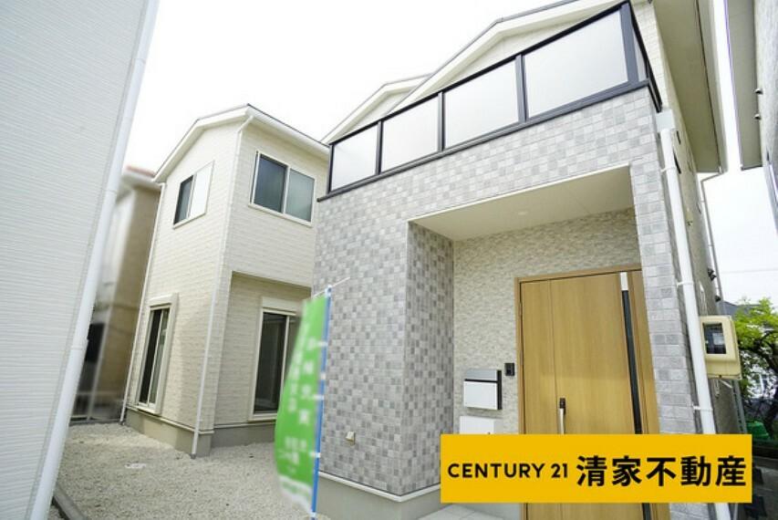 外観写真 高気密・高断熱住宅!(2021年04月撮影)