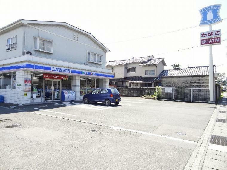 コンビニ ローソン 福島瀬上町店