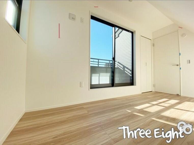 【3F 洋室 5.3帖】 日当たり良好なお部屋です!子供部屋にピッタリ