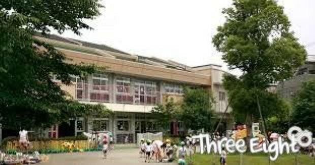 幼稚園・保育園 千鶴幼稚園 徒歩4分。