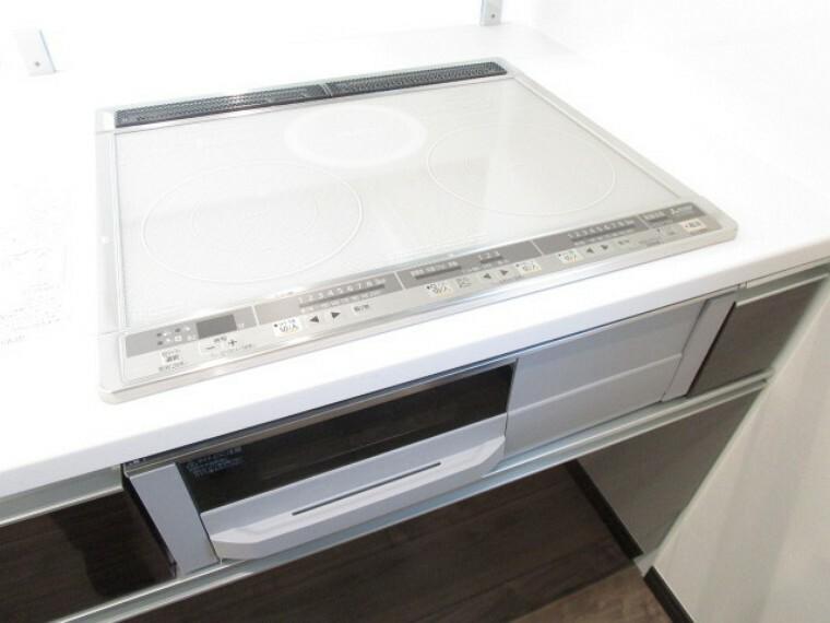 キッチン IH型コンロ