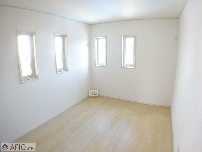 洋室 理想のイメージをかたちにしやすいシンプルなお部屋!