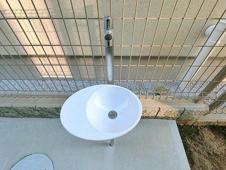 庭 外水栓