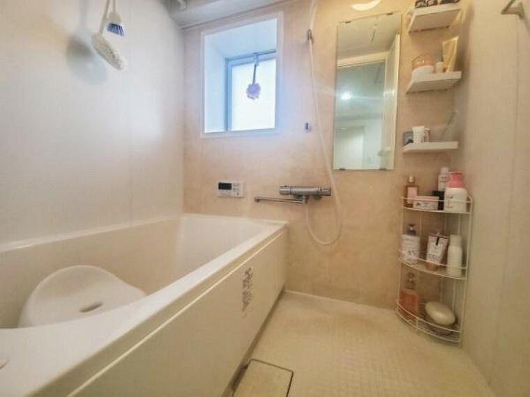 浴室 広々バスルームで1日の疲れをリフレッシュ!