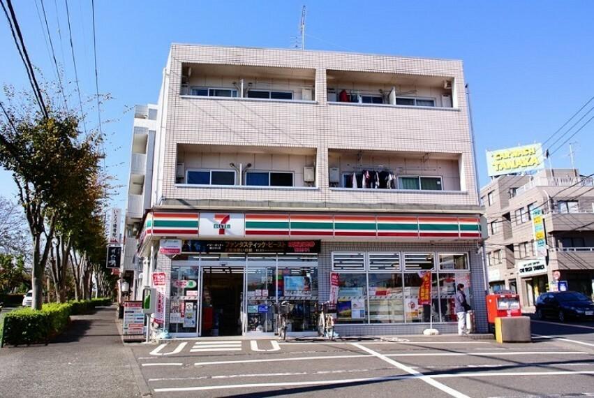 コンビニ セブンイレブン 帝京大前店