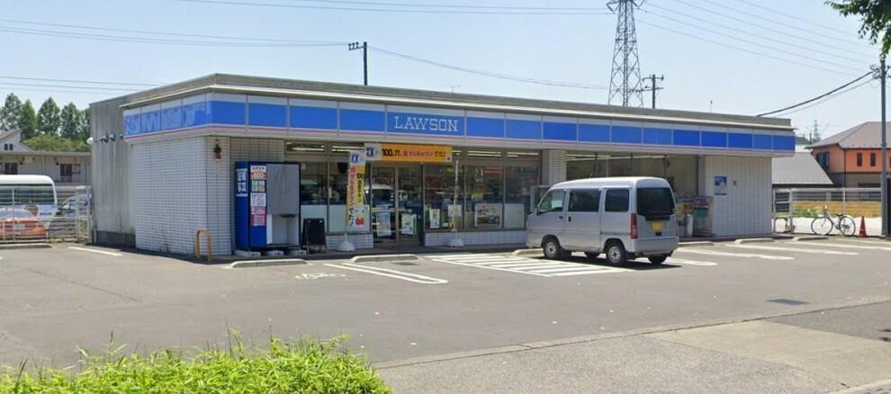 コンビニ ローソン 多摩和田店