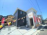 北葛飾郡杉戸町倉松2丁目 B号棟「MIRAIE搭載住宅」(テレワーク書斎付き)内覧出来ます!ファイブイズホームの新築物件