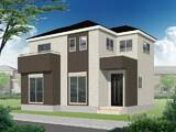 北葛飾郡杉戸町倉松2丁目 E号棟「MIRAIE搭載住宅」(パントリー付きプラン)ファイブイズホームの新築物件