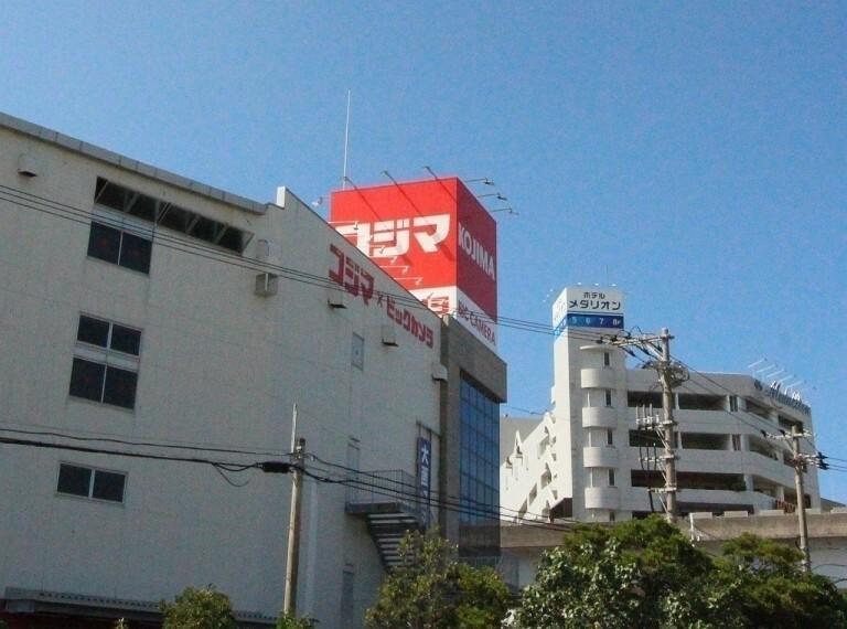 ショッピングセンター コジマ×ビックカメラ那覇店