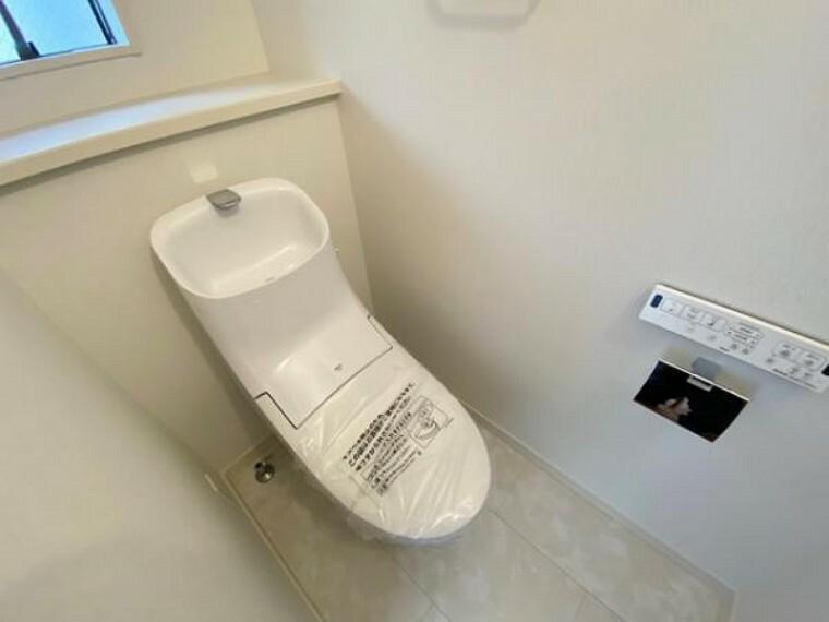 トイレ 2021年1月撮影(A号棟)