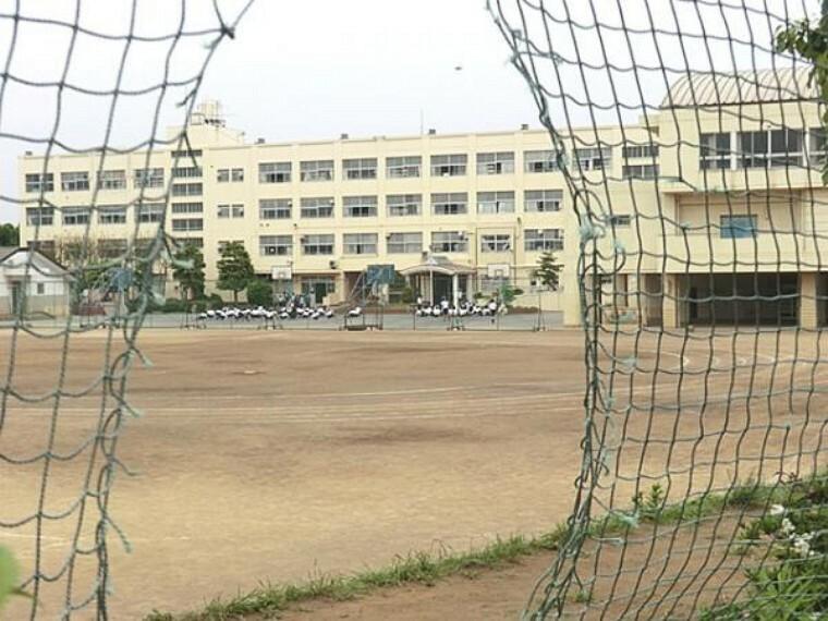 中学校 横浜市立山内中学校1200m