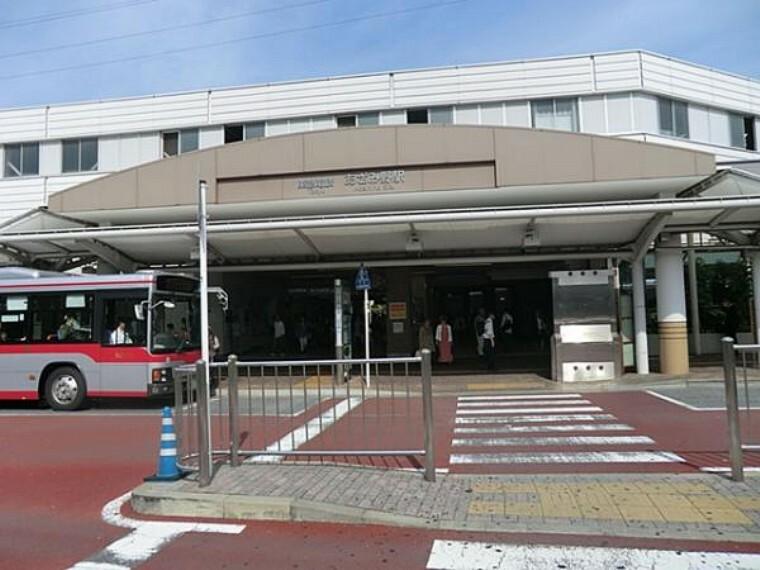 東急田園都市線あざみ野駅1600m