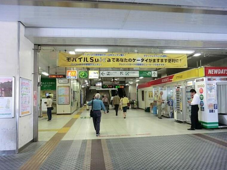 JR武蔵新城駅まで約2000m