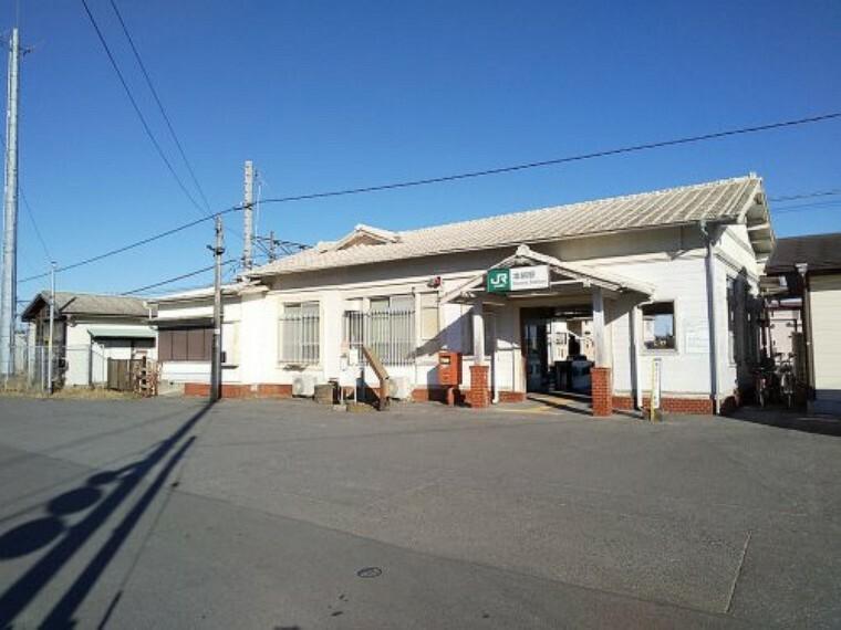 【駅】本納駅まで648m