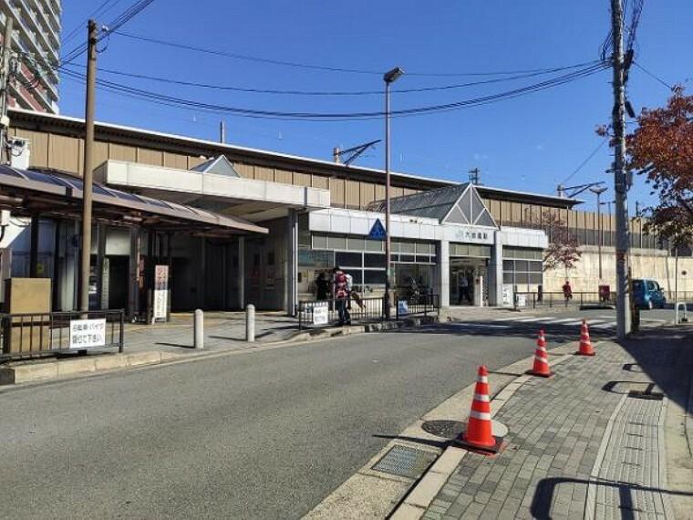 JR奈良線「六地蔵駅」まで徒歩約20分(約1600m)