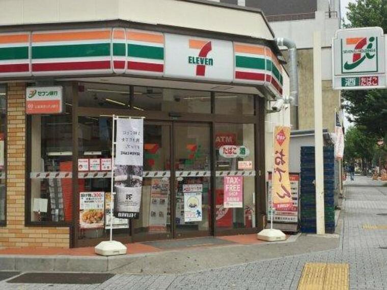 ドラッグストア セブンイレブン名古屋栄1丁目店 約30m 徒歩5分
