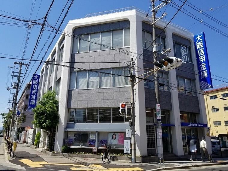 銀行 大阪信用金庫・杉本支店