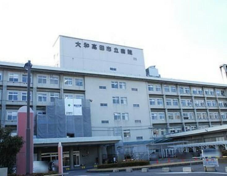 病院 大和高田市立病院(車利用6分)