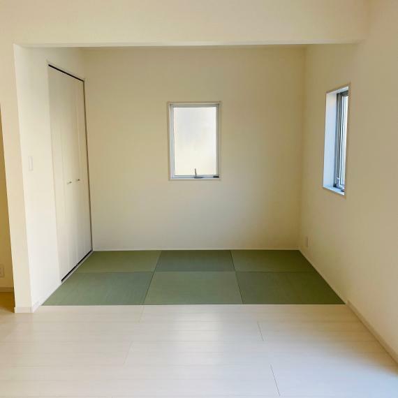 和室 畳コーナー