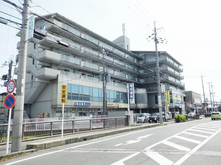 病院 増田眼科・ふじもと医院