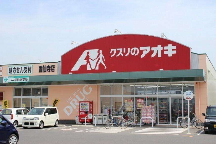 ドラッグストア クスリのアオキ霊仙寺店