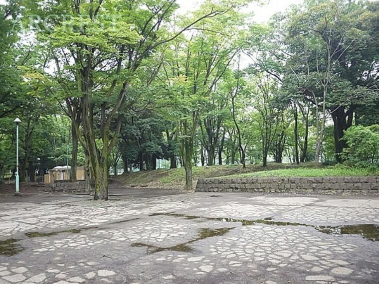 公園 滝山公園