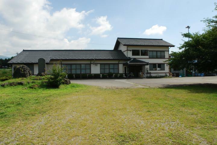 西軽井沢公民館