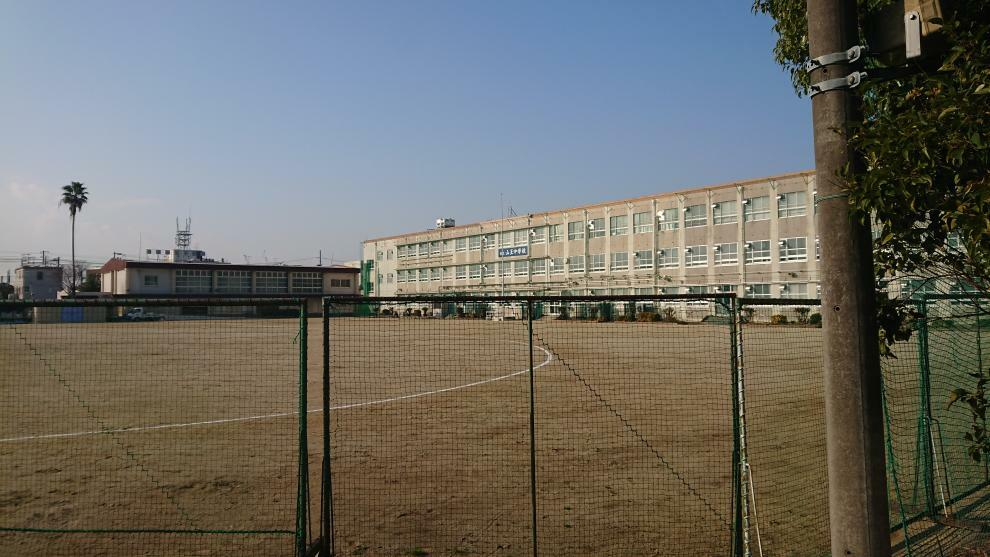 中学校 山王中学校 自転車約6分