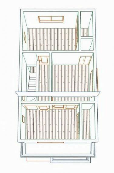 完成予想図(内観) 3階フロア