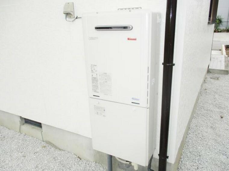 発電・温水設備 【同仕様写真】新生活を気持ちよく迎えて頂くために、給湯器を新品に交換します。