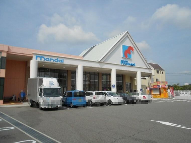 スーパー 【スーパー】万代北須磨店まで840m