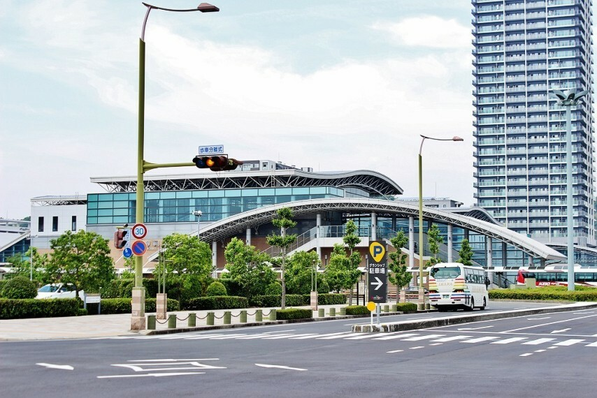 JR東静岡駅 南口