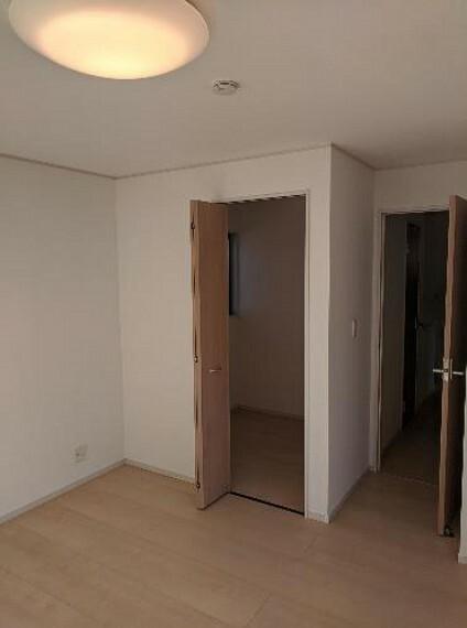 収納 2階の納戸