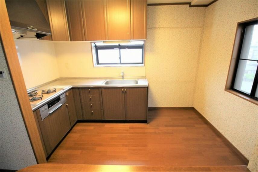 キッチン 2階