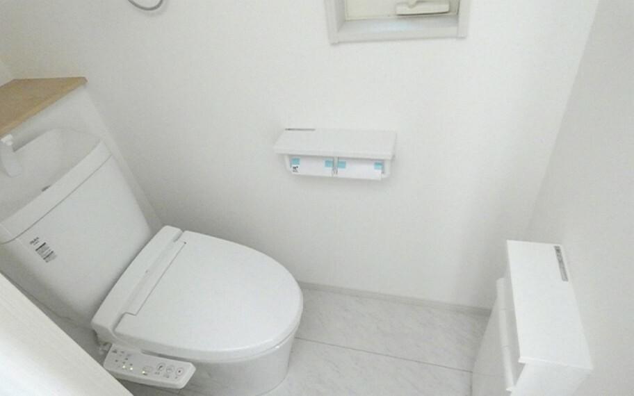 トイレ 現地写真:トイレ(1号棟)