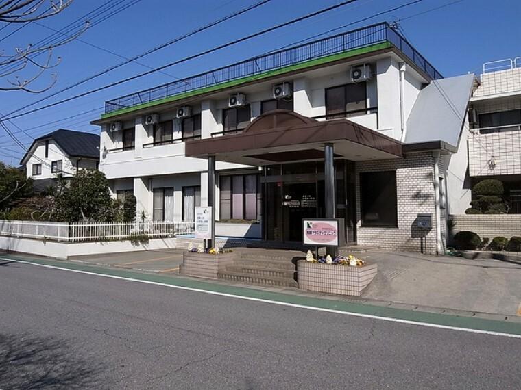 病院 (長岡マタニティクリニック)徒歩9分