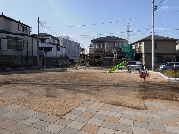 公園 (辺田前5号公園)徒歩8分