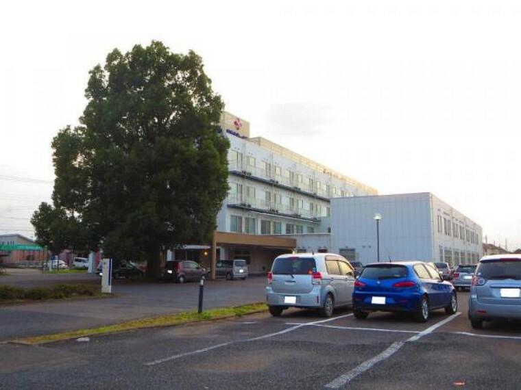 病院 【病院】宏愛会第一病院様まで約680m(徒歩9分)。住宅の近隣に総合病院があると、万が一の時にも安心です。
