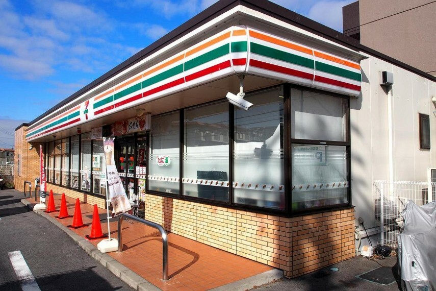 コンビニ セブンイレブン 名古屋一つ山1丁目店
