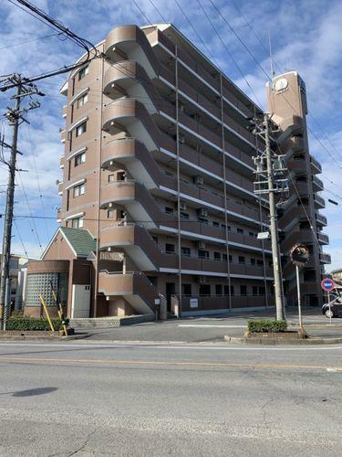 外観写真 8階建のマンションです