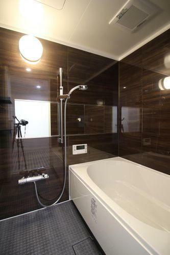 浴室 おしゃれなバスルーム